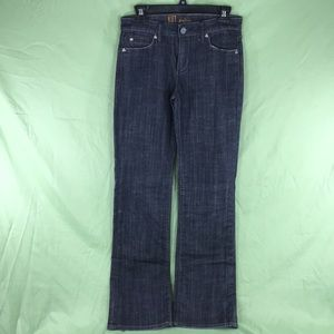 Kut from the Kloth Dark Wash Boot Cut Jeans Size 4